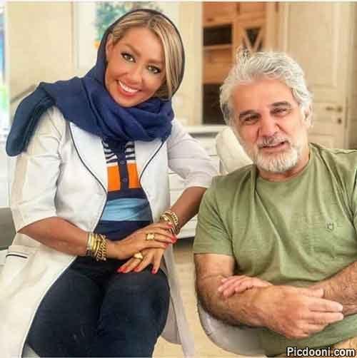 عکس مهدی هاشمی و دکتر دندانپزشکش